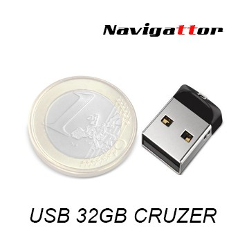Micro USB Memory 32GB CRUZER FIT