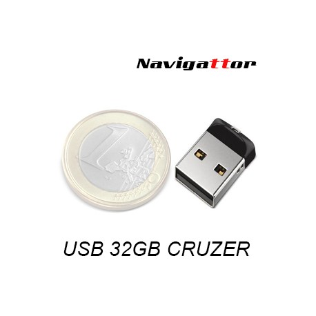 Memoria USB micro 32GB CRUZER FIT