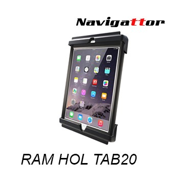 "Soporte universal tablet (Específico Ipad Air 1 y 2 y Tablet 9.7"" con funda)"