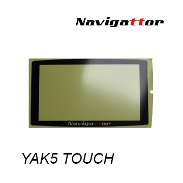 Touchscreen and frame.