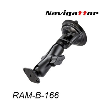 KIT RAM B standard arm with suction cup.